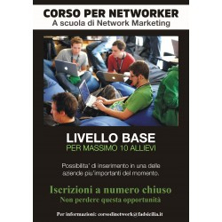 Corso Base di Network Marketing